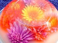 Jello/Gelatina on Pinterest | Jello Cake, Mango Mousse and Jello Fros ...
