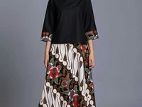 simple dress-yati