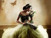 WEDDING DRESSES OF COLOR