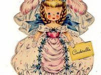 Vintage Card Dolls
