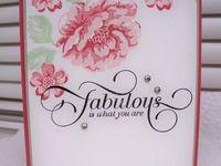 SU Stippled Blossoms stamp set
