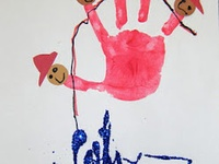 fire safety crafts on Pinterest | Fire Safety, Firefighters and Fire ...