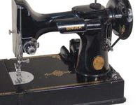 Love sewing machines