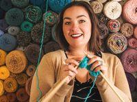 Yarn storage idea