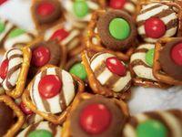 Christmas Treats, Bars, Brownies, Cake and Pies