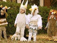 Fabulous Halloween Kid Costume Ideas!!
