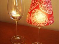Decorating Lampshades
