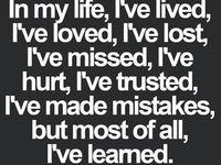 Lecții de viață