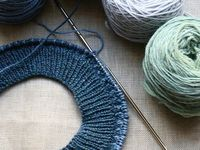 Knitting TIPS AND TRICKS