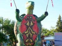 Manitoba Roadside attractions