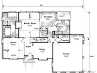 1000 images about 1 5 story house plan on pinterest 1 5 house plans