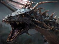 Legions and legions of dragons! Raaaaawr! yay! :)