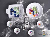 Dekoracja stołu / Piękne dodatki, talerze, szklanki, karafki, gadżety
