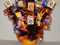 Liquor/Candy bouquets