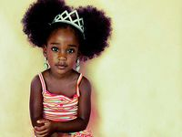 Children with Natural Hair & Locs