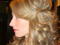 39 best images about Bridesmaids Half Up Half Down Hair ...