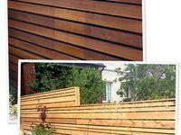 1000 images about moderne holzz une on pinterest fence. Black Bedroom Furniture Sets. Home Design Ideas
