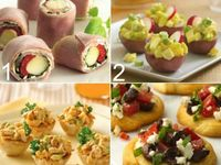 s..Southerners do love their tea but even better with some appetizers to go along  with it.