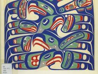 Pacific Northwest Indian  Art
