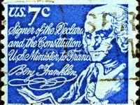 Postzegels Verenigde Staten