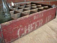 Wooden crates/trunks