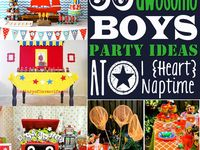 Boy Bday Party Ideas