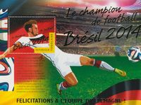 New stamps issue released by STAMPERIJA | No. 444 / TOGO 30 08 2014 - CODE: TG14512A-TG14523B