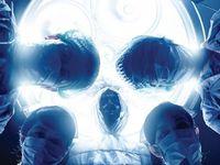Skeleton and Skull art