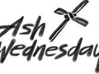 Ash Wednesday 3/5/2014