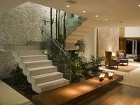 Interior casa Pance