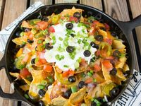 Nachos on Pinterest | Sweet Potato Nachos, Nacho Recipes and Chicken ...