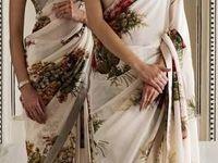 Evening Saris