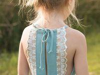 vestidos de crianca