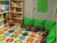 Education: Jr. Kindergarten!
