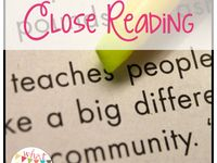 For schooling :: reading