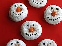 Winter magic! Snowmen too!