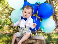 Jacob's 1st Birthday