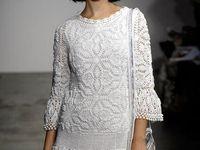 Crochet Dressess