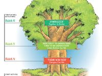 17 best images about 7 habits on pinterest sean o 39 pry for 7 habits tree mural