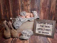 Daddy comes home photos