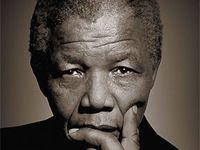 Nelson mandela , freedom fighter.