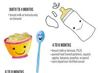 Introducing Solids To Baby