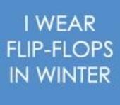 flip flops forever