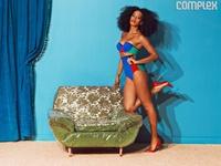 Style icon: Solange.