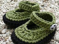 Crochet - Baby Steps