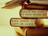 books I love/want/need