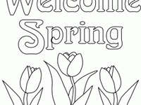 17 Best images about Coloring Pages {Spring} on Pinterest ...