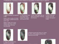 nail art tutorials 2019