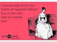 Nail Tech Humor