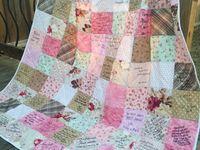 Quilts - Wedding Signture